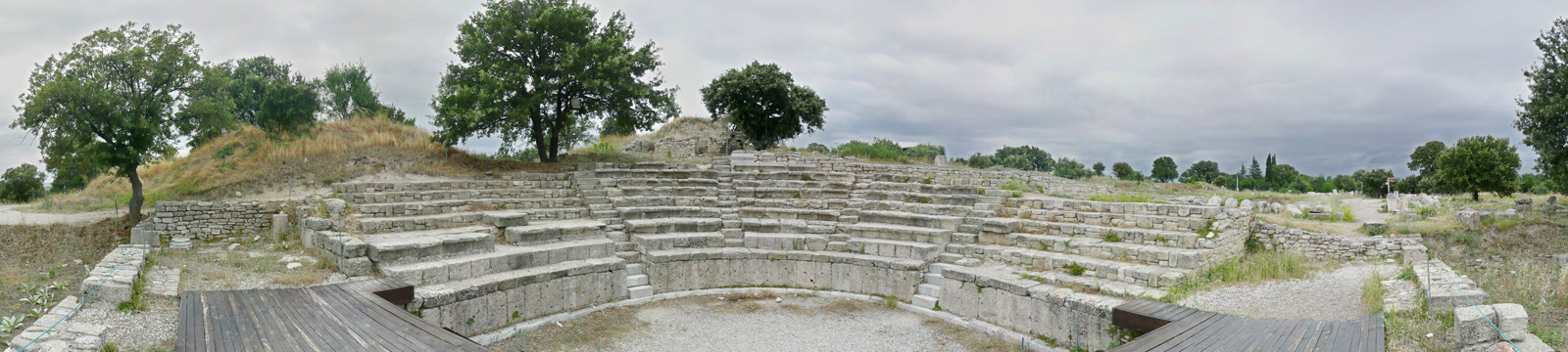 Odeon of Ilion